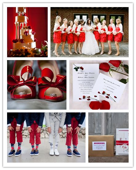 robe rouge chaussure mariage rouge faire part mariage passion rouge