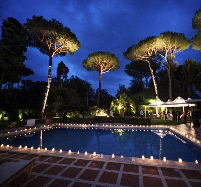 Oltre 1000 idee su matrimonio in piscina su pinterest for Candele per piscina