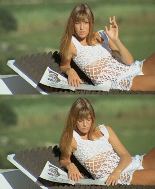 1096 best that jane birkin style images on pinterest for La piscina 1969