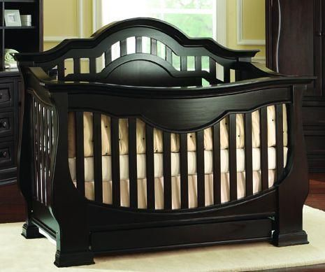 Baby Appleseed Beaumont Crib Espresso Buy Buy Baby