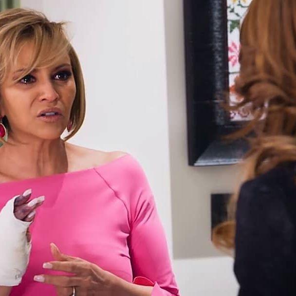 ¡Para #Roberta @danielacastro.oficial va a ser muy difícil que #Natalia le crea, ella sabe perfectamente que #Franco sería incapaz de maltratarla! #MeDeclaroCulpable #Telenovela #Televisa