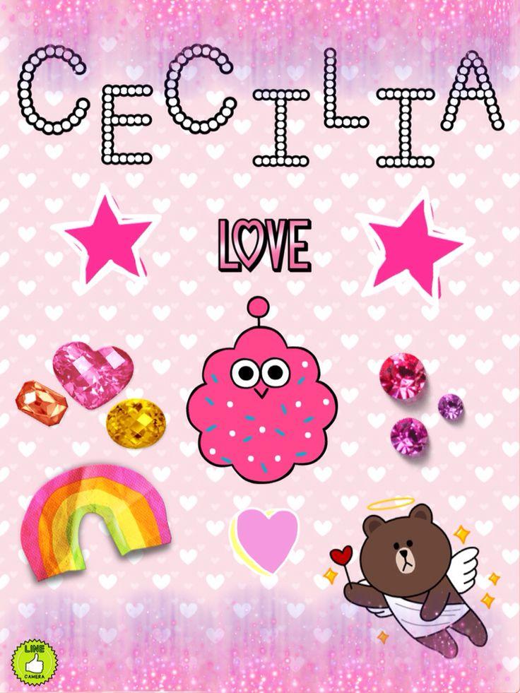 #Cecilia