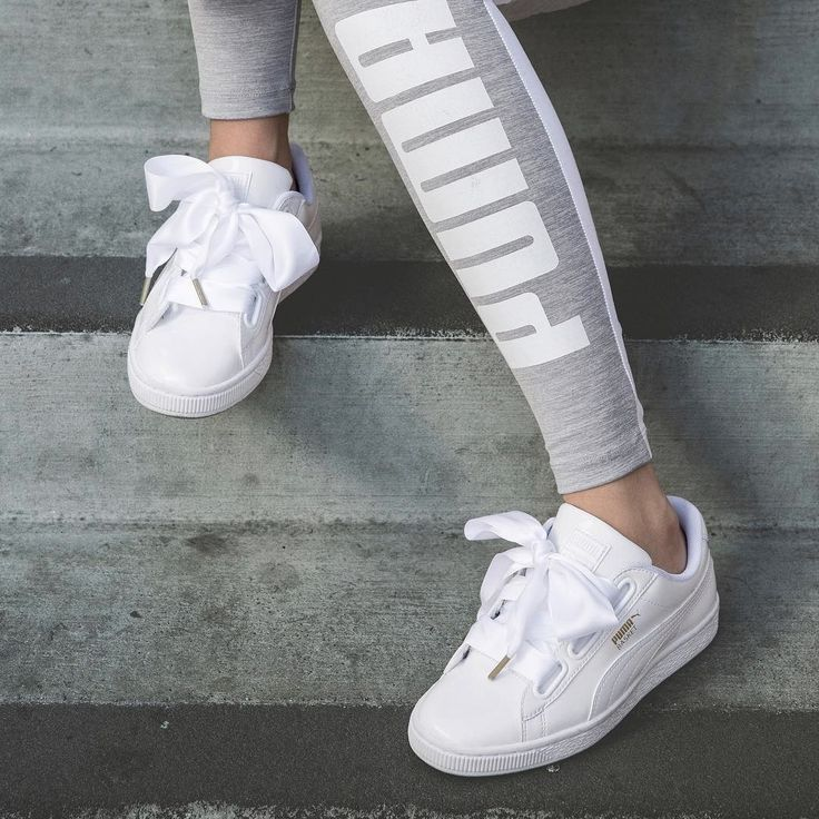 best sneakers 32dab f4a06 Puma Basket City DP Sneakers Blue Casual Shoes Puma Basket Heart Patent «  Black   White » ...