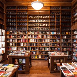 Independent Book Stores to visit across the country...