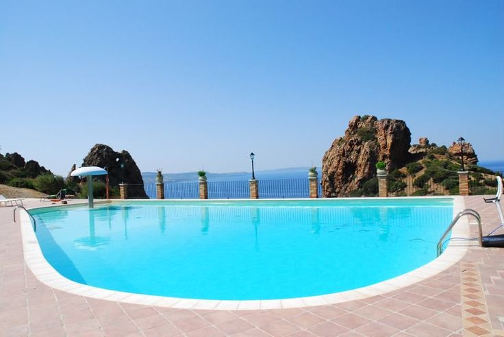Carbonia-Iglesias - £493 for seven nights; in a resort type thing with pool/restaurant, near Nebida (5 mins walk)   : Holiday villa for rent from £65 per night. Read 8 reviews, view 23 photos, book online with traveller protection with the owner.