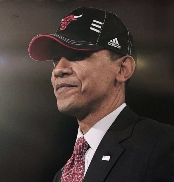 Rumors say President Obama will be at the Bulls/Cavs game tonight!