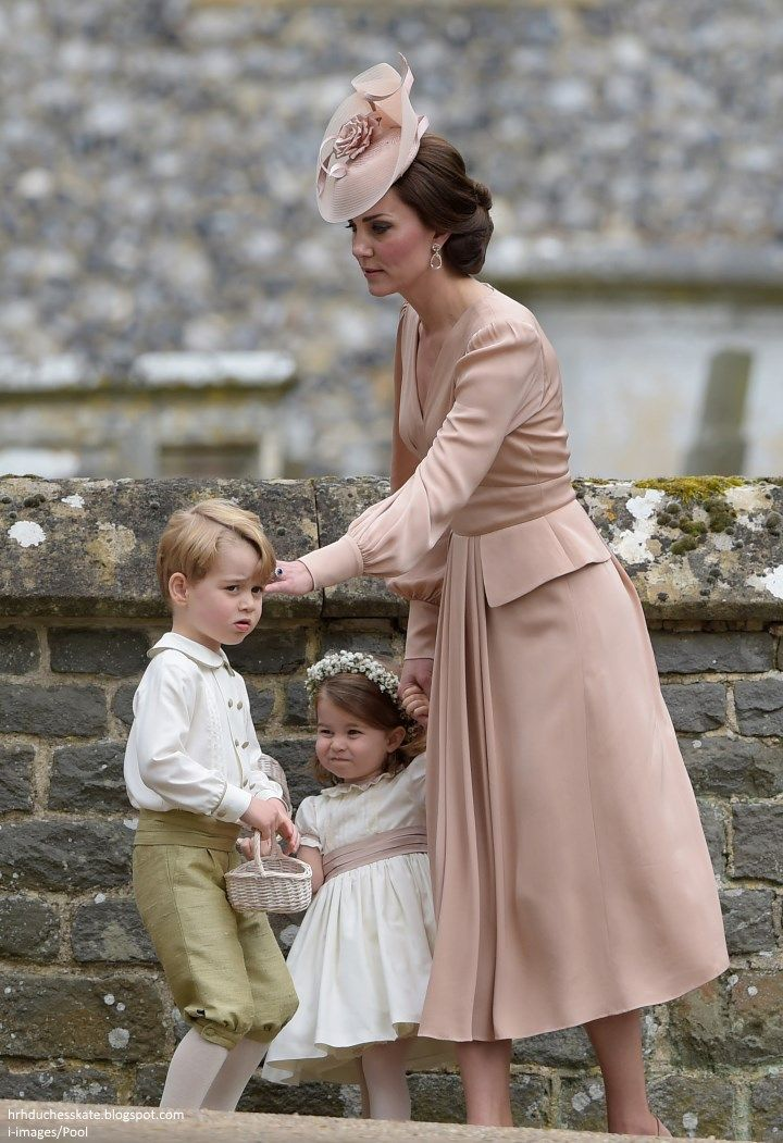 Duchess Kate: Radiant Bride Pippa Middleton Marries James Matthews Surrounded by Family and Friends