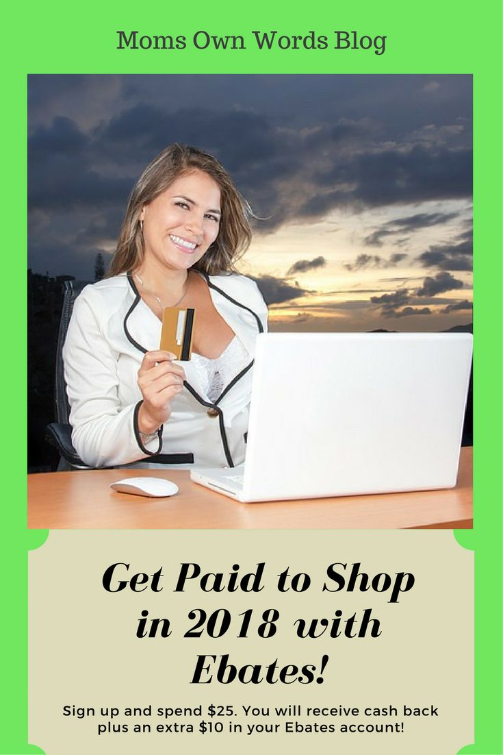 Sign up for Ebates and get $10 in your new account! I share tips to maximize Ebates as well! Stop by for the details!