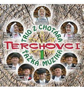 Terchovci 1 - Ťažká muzika  Trio z Chotára