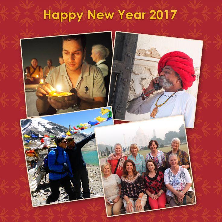 Ekno Travels wishing you Happy New Year 2017