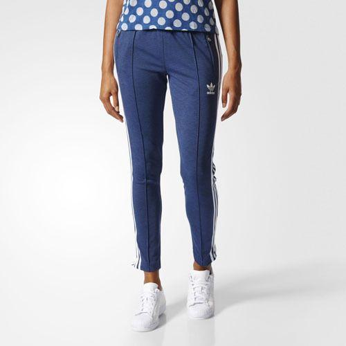 adidas Originals Superstar Sweatpants Blue