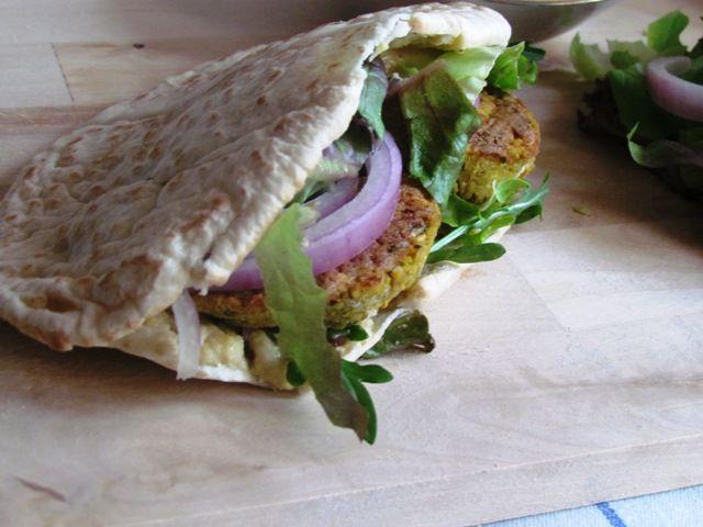 φαλάφελ με κολοκύθα - Οι πιο νόστιμες συνταγές