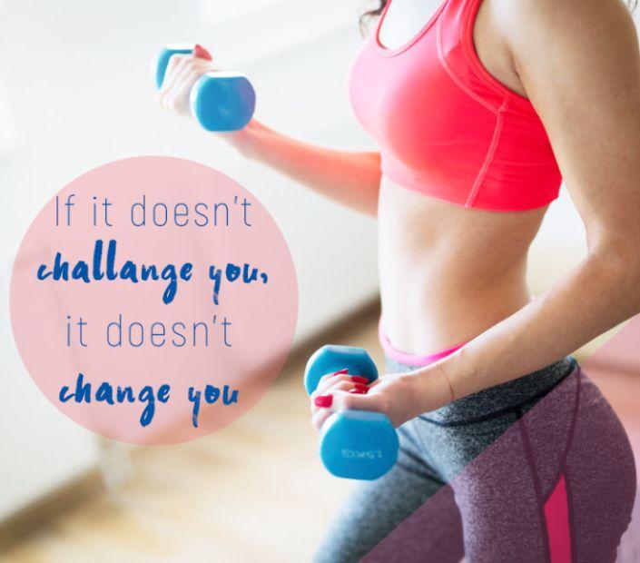 Podejmij wyzwanie! #fit #active #woman #sport #perfect #shape #motywacja #cytat #ćwiczenia #workout #sport #goals #wyzwanie #challange