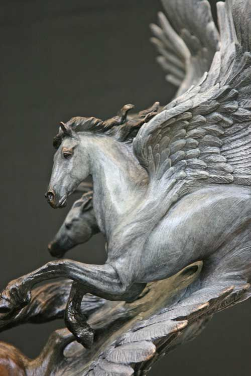 """pearl-nautilus: """"A thousand horse and none to ride! - With flowing tail, and flying mane, Wide nostrils never stretched by pain, Mouths bloodless to the bit or rein, And feet that iron never shod, And..."""