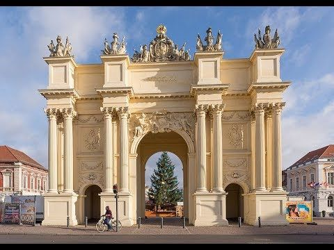 Places To See In Potsdam Germany Brandenburger Gate Instatraveling Travelingourplanet Travelingthew Arch Of Constantine Places To See Brandenburg Gate