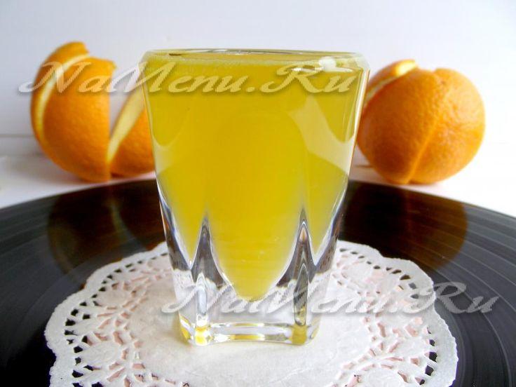 Апельсиновый ликер «Triple Sec»