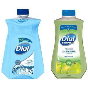 Dial Liquid Hand Soap Refills 20% off All Varieties on #Cartwheel by Target!