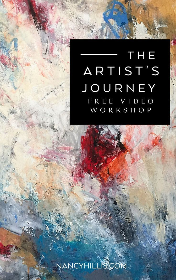 Sign Up For My Free Video Workshop Create Your Deepest Abstract