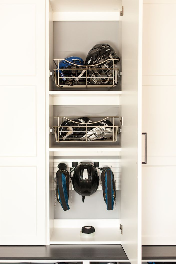 Mudroom Storage Lockers Canada : Best images about tool room storage on pinterest