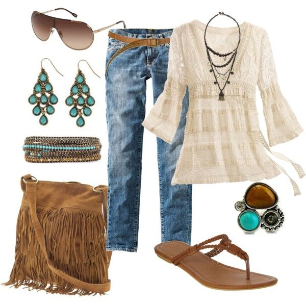 Flip Flop Saturday, created by michelled2711 on Polyvore