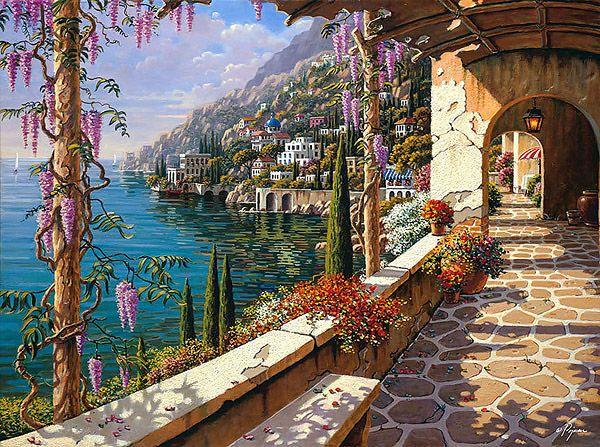 Island of Capri  (Italy)