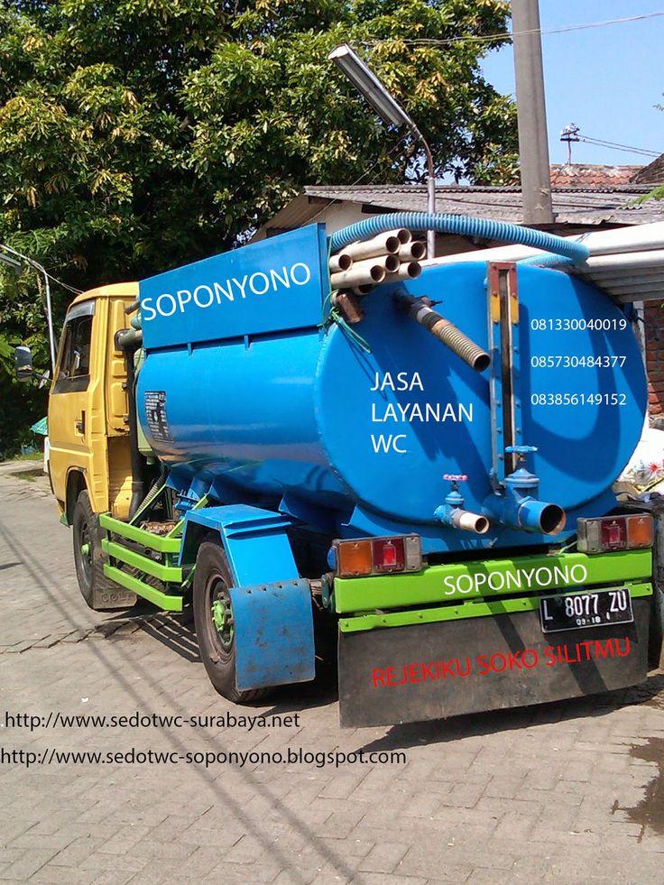 Sedot WC Bulak Surabaya