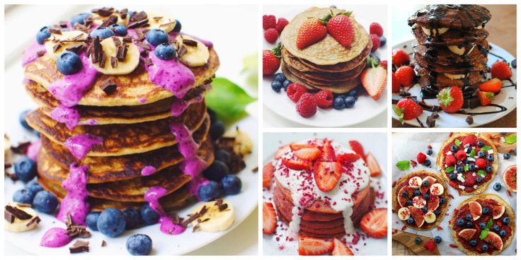 7 healthified pancake recipes