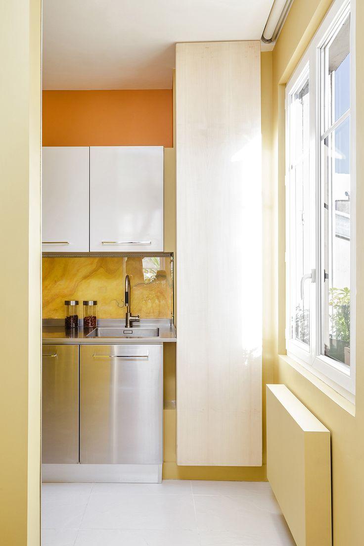 Les 22 meilleures images propos de int rieurs appartement parisien interiors parisian - Feng shui appartement ...