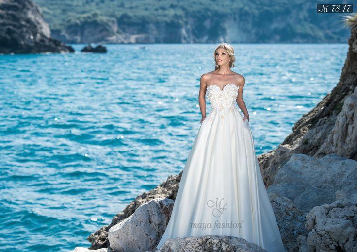 👰👠💍 #mayfashion #wedding #Corfu #shooting #colectienoua #rochiidemireasa #2017 #MayaFashion2017 #colectia2017 #serenity #serenitycollection