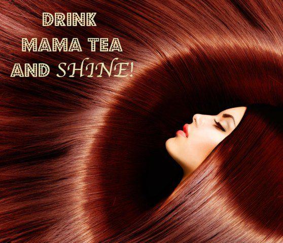 ginger and lemon well being tea | morning mama | mama tea