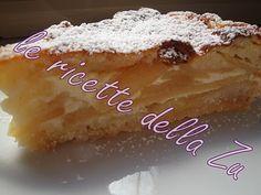 Le ricette della Zu: Torta di Mele particolare