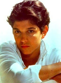 Ralph Macchio karate kid but wait OH MY GOD! he was also in the outsiders! mind blown! god that cast is the best! and all the guys are hot!