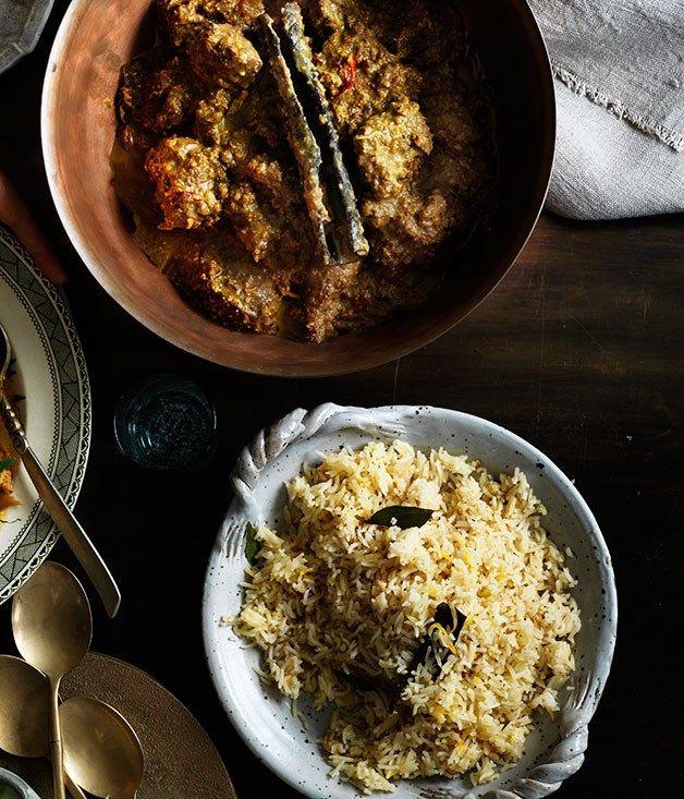 Lamb korma recipe :: Gourmet Traveller