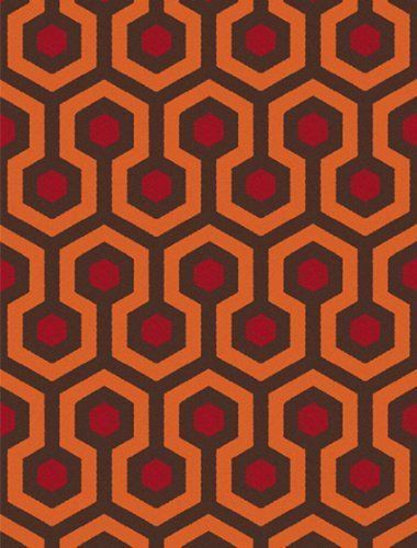 2 99 Gbp Mouse Mat 28 The Shining Overlook Hotel Carpet