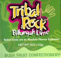 Bush Fruit Confectionery made with delicious soft centres filed with Australian native fruits [Native Limes and Aniseed Myrtle]  Billungah Lime - Native Limes are an absolute flavour explosion!!  [approximately 32 lollies per box]  Price: $6.00 each [incl GST]