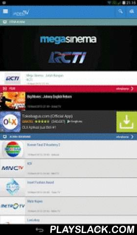 TVGuide Indonesia - Jadwal TV  Android App - playslack.com , TVGuide is Indonesia's No. 1 online Television guideTVGuide, or jadwal tv offers always up to date television schedules and info about everything related to television in Indonesia.By downloading this tvguide app you can see what's on tv or watch tv anywhere you like.Features include:- movie database with info about movies- user generated reviews of tvshows and movies- movie related news- tv related news- celebrity related news…