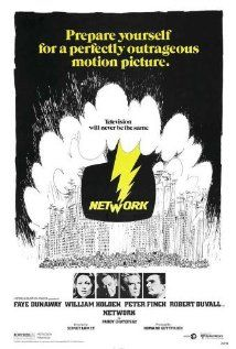 Network (1976) Poster