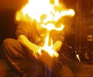 How to Make Flash Paper - Magic Trick Fireballs (Nitrocellulose)