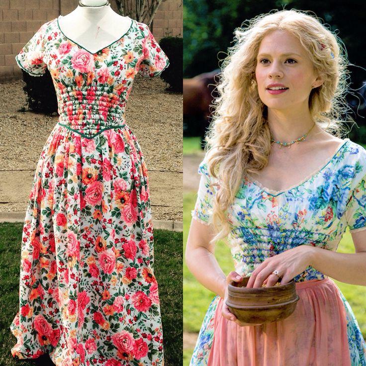 Replica Cinderella Hayley atwell gown. Made by alliah Almutawakil. Timetravelingseamstress