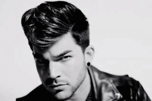 Adam Lambert Announces