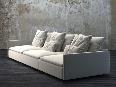 Flexform Resort sofa 3d model N/A Furniture