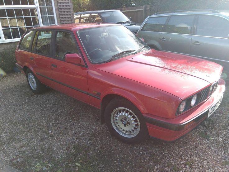 eBay: E30 BMW Touring #classiccars #cars