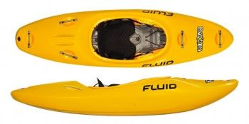 Fluid Kayaks Bazooka Small - Fluid Kayaks - Brands