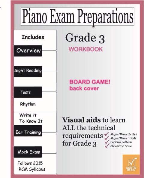 Grade 3 now ready for the new #RCM 2015 syllabus. Download as PDF at http://www.pianoscales.ca