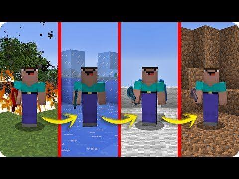 NOOB MINECRAFT VS ESPADA TROLL EVOLUCIONA ELEMENTOS NATURALES (AGUA, FUEGO, TIERRA Y AIRE) - VER VÍDEO -> http://quehubocolombia.com/noob-minecraft-vs-espada-troll-evoluciona-elementos-naturales-agua-fuego-tierra-y-aire    Minecraft noob troll construye casa de tierra y evoluciona con espada troll de elementos naturales en Minecraft! Espada de agua, fuego, tierra y aire en Minecraft! ====================================== ► MIS CANALES: ► CANALES DE MIS AMIGOS: –