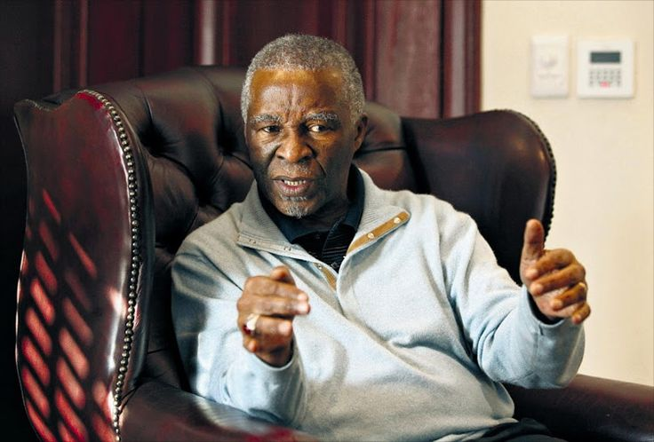 Thabo Mbeki: 'Juju' told lies and I was ousted  'Lies were told to Juju (Malema) here by people whom Juju had no reason to disbelieve. He discovered much later that he was lied to'.