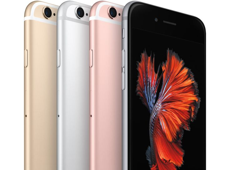Apple announces iPhone 6s sales numbers, beating last year's recor