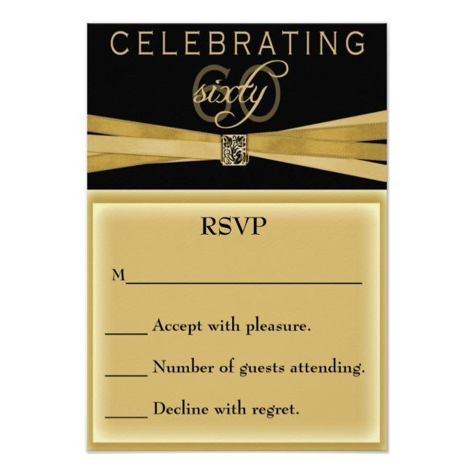 Best Th Birthday Invitations Images On Pinterest Cards - Birthday invitation card rsvp