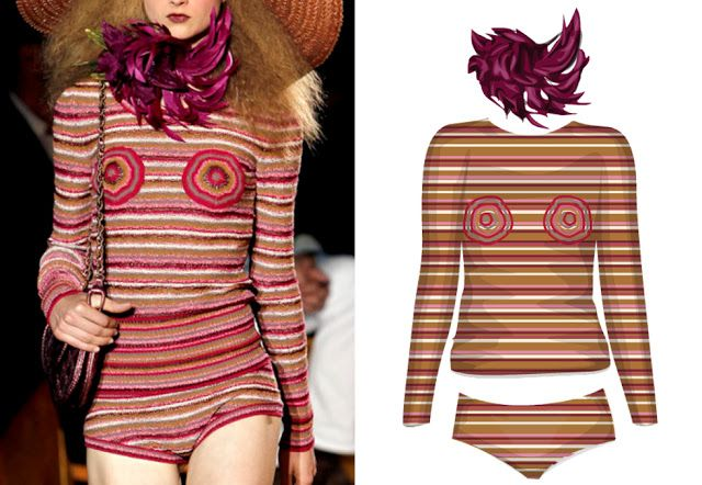 Stardoll & Real: Marc Jacobs | SPRING 2011