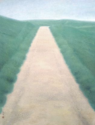 Road by Kaii Higashiyama, Japan